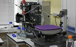 The system for chromatographic separation of proteins Acta Purifier 100 (GE Pharmacia, USA)